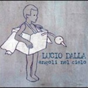 album Angoli nel cielo - Lucio Dalla