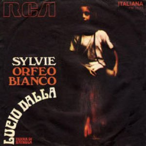 album Sylvie/Orfeo bianco  - Lucio Dalla