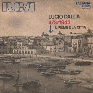 album  4-3-1943/Il fiume e la città  - Lucio Dalla