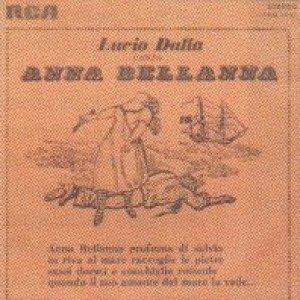 album Anna bell'Anna/Pezzo zero  - Lucio Dalla