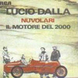 album Nuvolari/Il motore del duemila  - Lucio Dalla