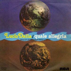 album Quale allegria/Il cucciolo Alfredo - Lucio Dalla