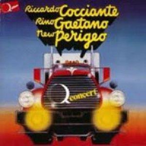 album Q Concert - Rino Gaetano