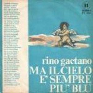album Ma il cielo è sempre più blu - Rino Gaetano