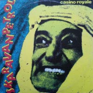 album Skaravanpetrol EP - Casino Royale