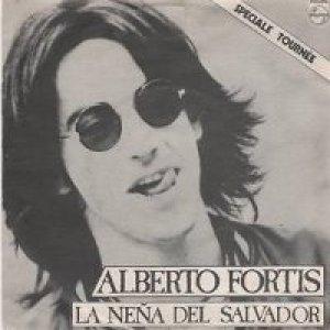album La nena del Salvador/La grande grotta  - Alberto Fortis