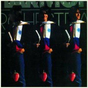 album Fragole infinite - Alberto Fortis