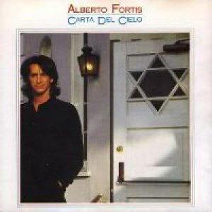 album Carta del cielo - Alberto Fortis