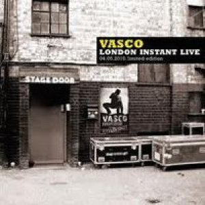 album Vasco London Instant Live 04.05.2010 - Vasco Rossi