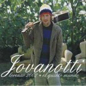 album Lorenzo 2002 - Il quinto mondo - Jovanotti