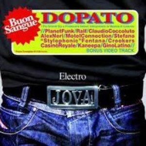 album ElectroJova - Buon Sangue Dopato - Jovanotti