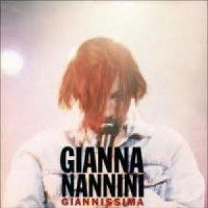 album Giannissima (live) - Gianna Nannini