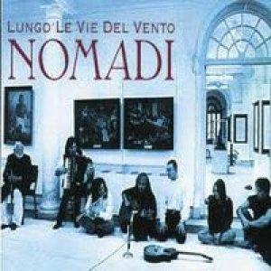 album Lungo le vie del vento - Nomadi