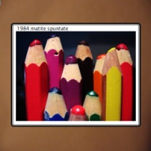 album Matite Spuntate - 1984