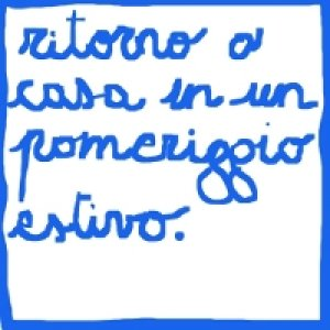 album Ritorno A Casa In Un Pomeriggio Estivo - 1984