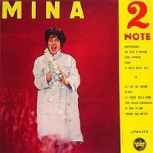 album Due note - Mina