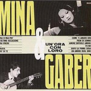 album Mina & Gaber: un'ora con loro - Split