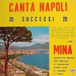 album Mina canta Napoli - Mina