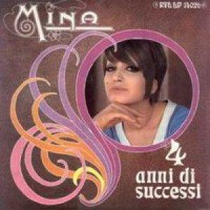 album 4 anni di successi - Mina