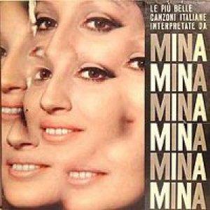 album Le più belle canzoni italiane interpretate da Mina - Mina