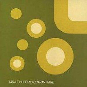 album Cinquemilaquarantatre - Mina