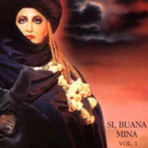 album Si, buana - Mina