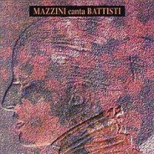 album Mazzini canta Battisti - Mina