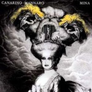 album Canarino mannaro - Mina