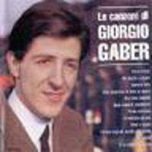 album Le canzoni di Giorgio Gaber - Giorgio Gaber