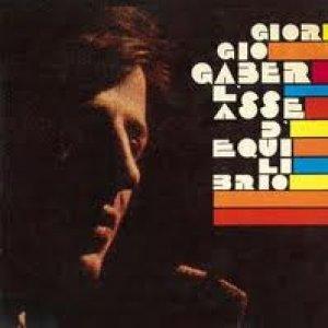 album L'asse d'equilibrio - Giorgio Gaber
