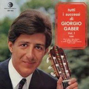 album Tutti i successi di Giorgio Gaber Voll. 1 - 2 - Giorgio Gaber