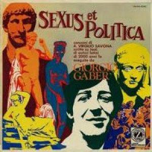 album Sexus et politica - Giorgio Gaber
