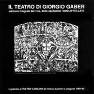 album Il teatro di Giorgio Gaber - Giorgio Gaber