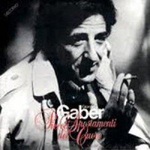 album Piccoli spostamenti del cuore - Giorgio Gaber