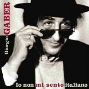 album Io non mi sento italiano - Giorgio Gaber