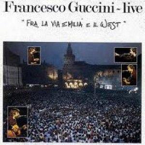 album Fra la via Emilia e il West (live) - Francesco Guccini
