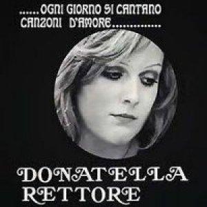 album Ogni giorno si cantano canzoni d'amore - Donatella Rettore