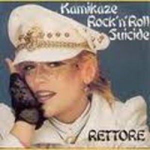 album Kamikaze rock'n'roll suicide - Donatella Rettore