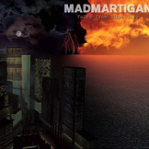 album Tales from Edge city - Madmartigan