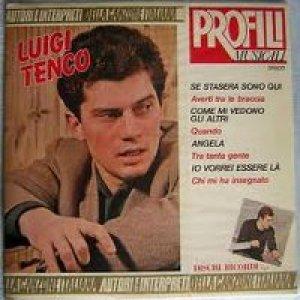album Profili musicali: Luigi Tenco - Luigi Tenco