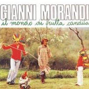 album Il mondo di frutta candita - Gianni Morandi