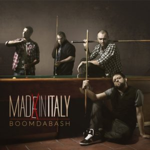 album Mad(e) in Italy - Boomdabash
