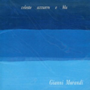 album Celeste, azzurro e blu  - Gianni Morandi