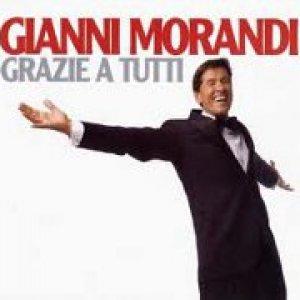album Grazie a tutti - Gianni Morandi