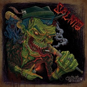 album The Island Chainsaw Massacre - Salmo