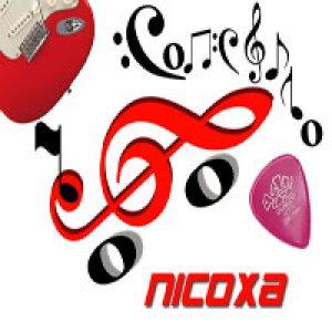 album Nicoxa - Nicoxa