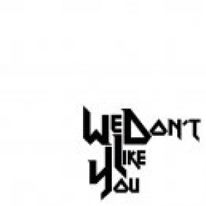 album White Ep - We don't like you