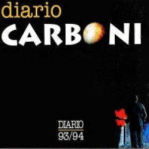 album Diario Carboni - Luca Carboni
