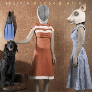 album Le cose gialle - Le Pinne