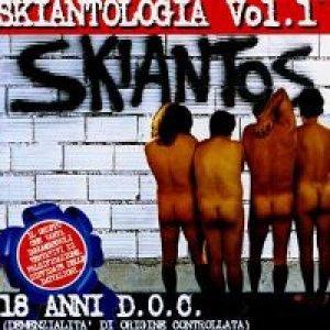 album Skiantologia Vol.1 - Skiantos